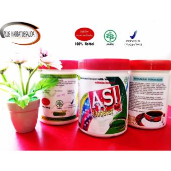 Asi booster tea (Herbal Pelancar Asi)