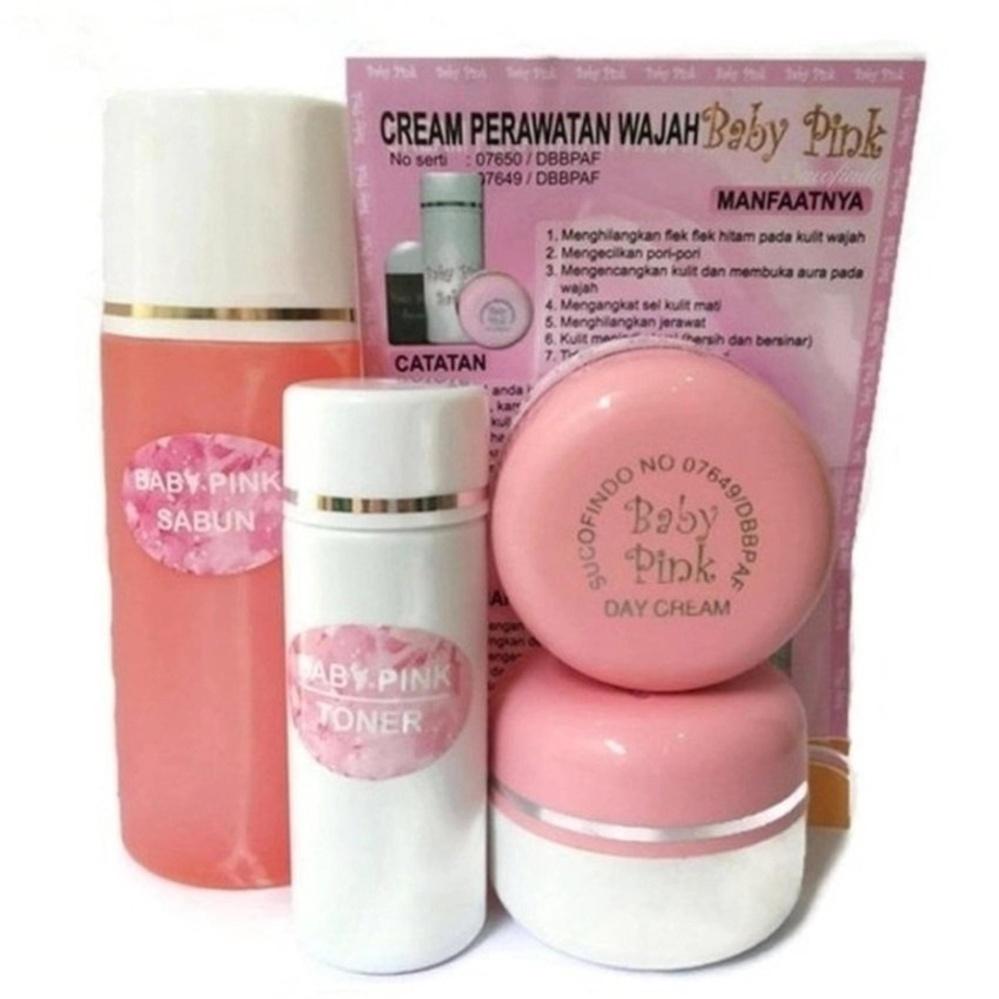 Baby Pink Cream Bd Original Bandung Asli Berhologram Sabun Tas Tile Paket Hn Theraskin Bandingkan Toko Babypink Sucofindo 30 Gr