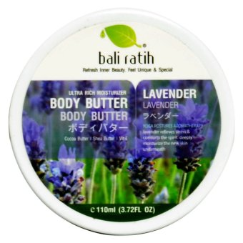 Bali Ratih - Body Butter 110ml - Lavender