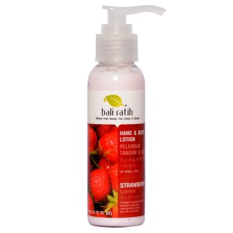 Bali Ratih - Body Lotion 110mL - Strawberry