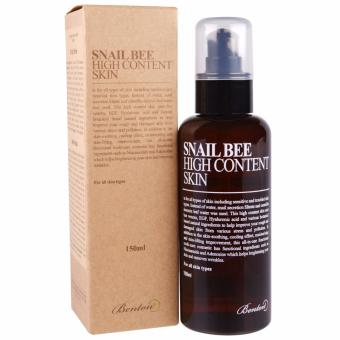 [Benton] SNAIL BEE HIGH CONTENT SKIN 150ml