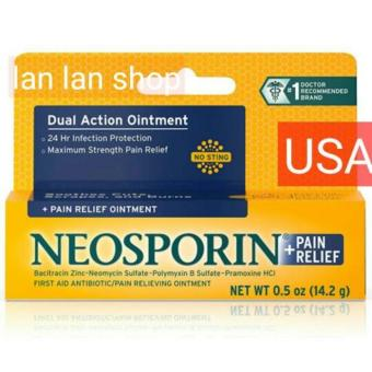 Best Neosporin + Pain Relief Dual Action Ointment Kece
