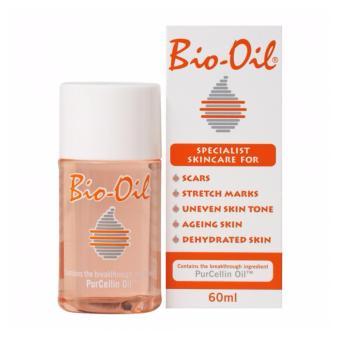 Bio Oil Original - Penghilang Bekas Luka & Strechmark - 60ml