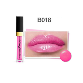 Bioaqua 3D Shine Lip Gloss 24h Color Fashion B018