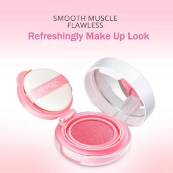 BioAqua Blush-On Air Cushion - Smooth Muscle Flawless - No. 1 Light Pink