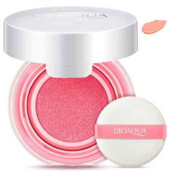 BIOAQUA BLUSH ON CUSHION SMOOTH MUSCLE FLAWLESS