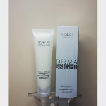 BIOKOS DERMABRIGHT- Intensive Brightening Foam ; 80 G