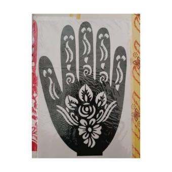 Cek Harga Baru Golecha Henna Magic Cone Black Tatto Tangan India