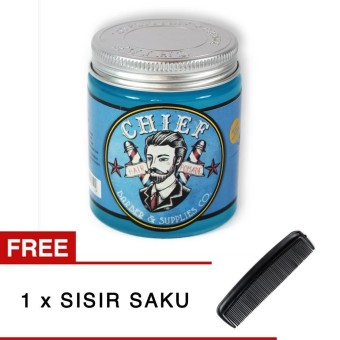 Chief Pomade Solid Hold Waterbased