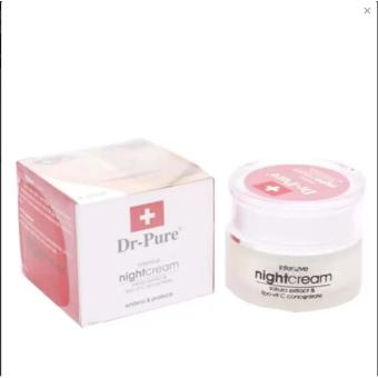 Cream Malam Dr.Pure 1 pcs