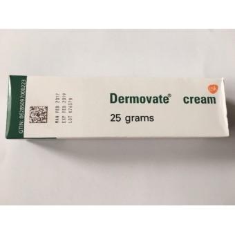 Dermovate Hijau Original Jeddah Arab Saudi - Cream 25 grams
