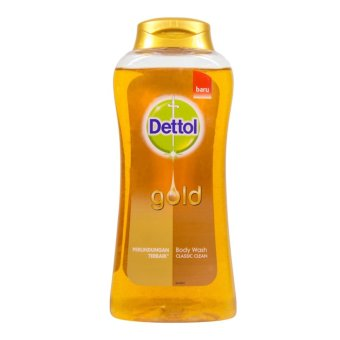 Dettol Body Wash Classic Gold 300ml