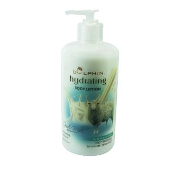 Dolphin Hydrating Bodylotion 500ml GOATS MILK - Moisturising Hand And Body Lotion
