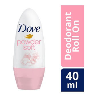 Dove Roll On Deodorant Powder Soft 40Ml