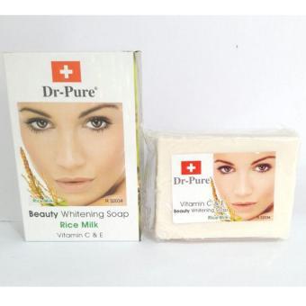 Dr Pure Whitening Soap Original Terdaftar BPOM