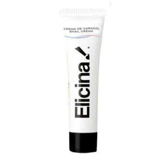 Elicina Snail Cream Penghilang Bekas Luka Bakar Jahitan Stretchmark Cacar 7gr Original Asli Anti Aging Krim