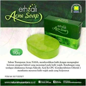 Erhsali Anti Acne Sabun Anti Jerawat