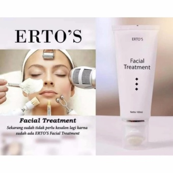 Ertos Facial Treatment Erto's