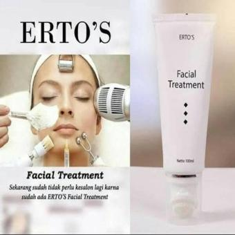 ERTOS FACIAL TREATMENT - ERTO's FACIAL TREATMENT ORIGINAL
