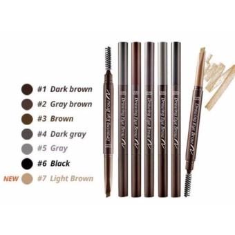 Etude Drawing Eye Brow Pensil Alis - #6 Black