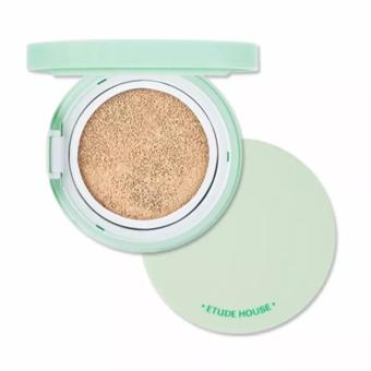 Etude House AC Clean Up Mild BB Cushion SPF50 PA++ Refill + Puff - #23 Honey Beige