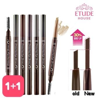 Etude House Drawing Eyebrow New BUY 1 GET 1 #06 Black