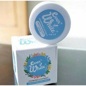 EVERWHITE BLUE - Smooth Axillary Cream / Ever White INSTANT BRIGHTENING