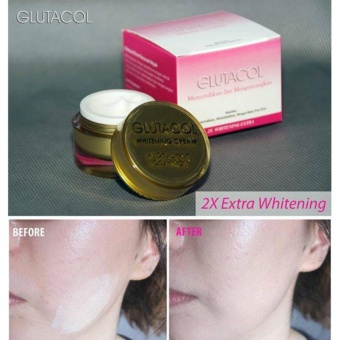 glutacol whitening cream all day 10g