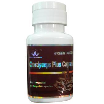Green World Cordyceps Plus Capsule - 60 Capsule