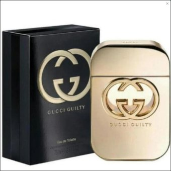 Gucci Guilty Eau Women Eau de Toilette Parfum Wanita [75 mL] Tester -1Pcs