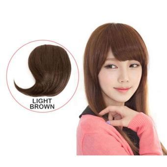 Hair Clip Poni Samping Korean Extension - HO3351.4