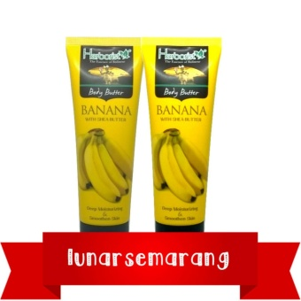 Herborist Body Butter 80g - Banana