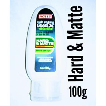 Holly Hair Styling Wax Hard & Matte - 100g