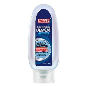 Holly Hair Styling Wax Hard & Shine 100gr