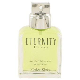 Harga Calvin Klein Eternity Men 100ml -Tester-