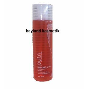 Hair Tonic Putri Ginseng 200ml 100% Ori BPOM