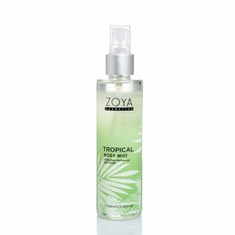 Harga Zoya Cosmetics Body Mist Tropical