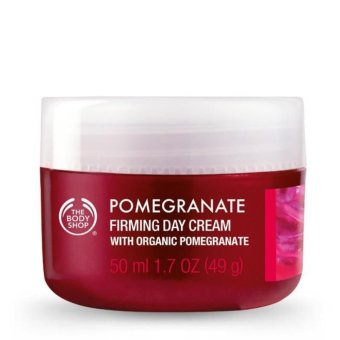 Harga The Body Shop Pomegranate Firming Day Cream 50ml
