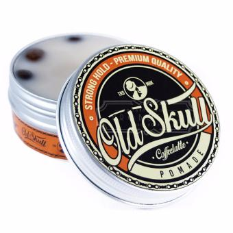 Harga Oldskull (Old Skull) Strong Hold Oilbased Pomade - Coffee Latte - 3.8Oz