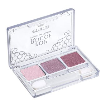 Harga Emina Pop Rouge Pressed Eye Shadow Posh - 3.3 gr