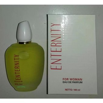 Harga Enternity for Women Edp-100ml