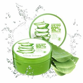Harga Nature Republic Aloe Vera 92% Soothing Gel - 300ml