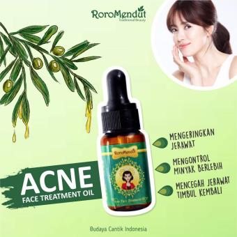 Harga Serum Anti Acne Face Treatment Oil Anti Acne