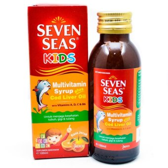 Harga Seven Seas Kids 100 Ml