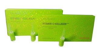 Rodotex Nano hijau ORIGINAL - 2 box - Vitamin - C + Kollagen Original Germany