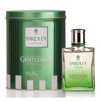 Harga Yardley Gentleman Adventure Men Edt 100ml