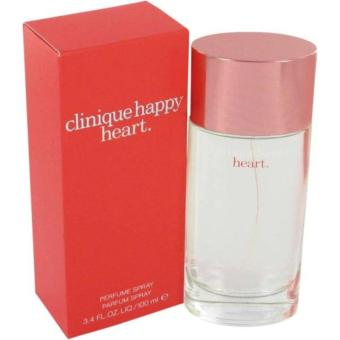 Harga Parfum clinique happy heart 100ml