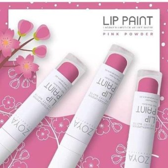 Harga Lip Matte Zoya Pink Powder