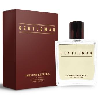 Harga PERFUME REPUBLIC GENTLEMAN MAN EDT 100 ML