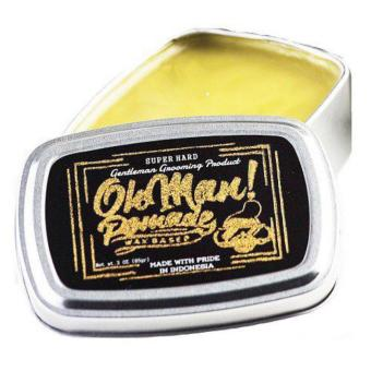 Pomade Oh Man! Mystic Gold Wax Based / Oil Based 3 Oz